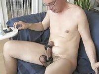 Electro Stimulation Till Cumshot