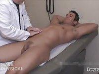 Hot Patient Gets Handjob