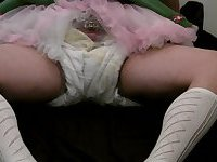 Sissybaby beerwench wetting diapers