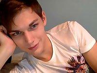 Cute twink wanking online