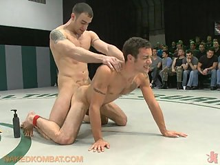 Naked Gays Fighting & Fucking