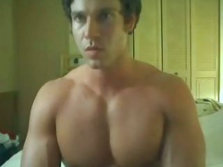 Amateur Guy Wanking On Cam