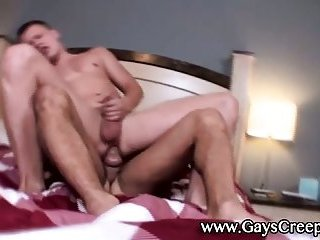 Dirty amateur gay jerks off