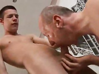 Mature Guy Fucking Teen Guy