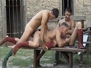 Fornication entre gladiateurs
