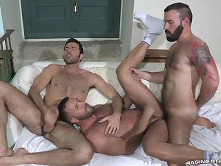 RagingStallion - Donato, Dario & Alessio