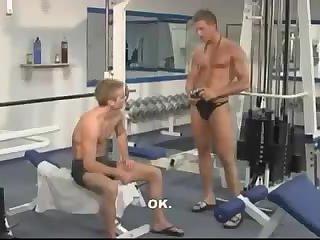 [GVC 045] Gym Guys Sucking & Fucking
